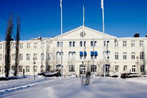 Furunäset Hotell & Konferens, Hotely  Piteå - big - 38