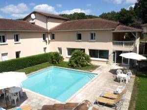 Le Clos Nicolas, Hotels  Eugénie-les-Bains - big - 29