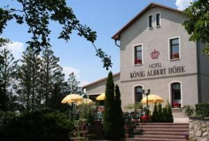 Hotel König Albert Höhe - Possendorf