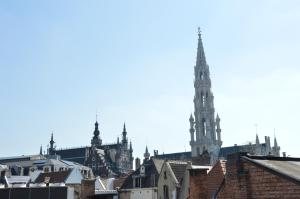 Flat Sympa next Grand Place - Brussels