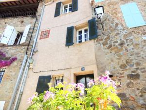 Ferienhaus in der Altstadt von Grimaud, Holiday homes  Grimaud - big - 1