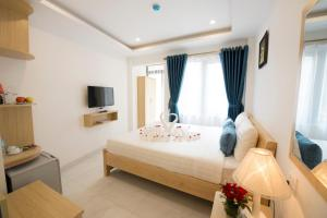 Ha Noi Holiday Center Hotel, Szállodák  Hanoi - big - 5