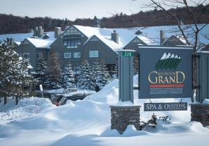 Killington Grand Resort Hotel - Accommodation - Killington
