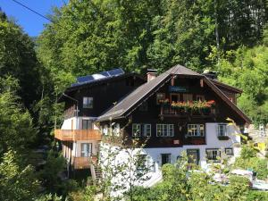 Hupfmühle Pension, Гостевые дома  Санкт-Вольфганг - big - 45