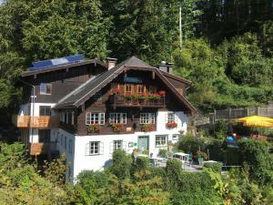 Hupfmühle Pension, Гостевые дома  Санкт-Вольфганг - big - 19