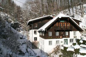 Hupfmühle Pension, Гостевые дома  Санкт-Вольфганг - big - 79