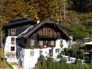 Hupfmühle Pension, Гостевые дома  Санкт-Вольфганг - big - 88