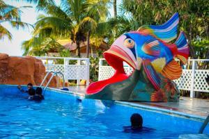 Hotel Costa Azul Faro Marejada, Szállodák  Puerto Cortes - big - 11