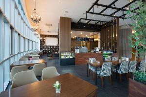 I Square Hotel, Hotel  Gimhae - big - 6