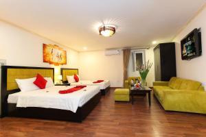 Helios Legend Hotel, Szállodák  Hanoi - big - 38
