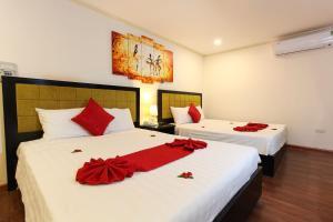 Helios Legend Hotel, Szállodák  Hanoi - big - 42