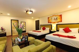 Helios Legend Hotel, Szállodák  Hanoi - big - 34