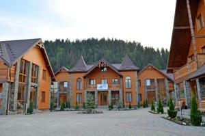 Отель Sribni Rosy, Микуличин