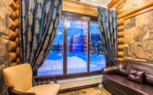 Paradis, Vidiecke domy  Borovlyany - big - 5