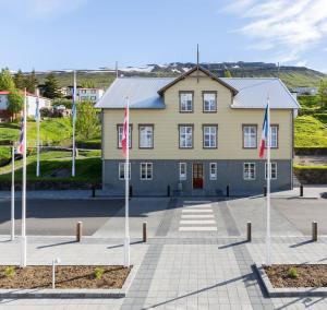 Fosshotel Eastfjords - Fáskrúðsfjörður