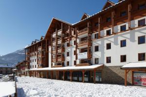 Résidence Néméa L'Aigle Bleu - Hotel - Briançon