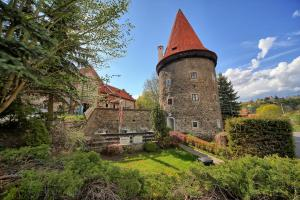 Krumlov Tower - Český Krumlov