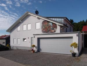 Ferienwohnung Drachenhaus - Glattbach
