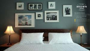 Auberges de jeunesse - The Brown House Hotel