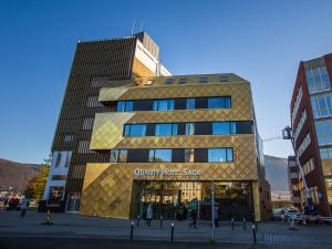 Quality Hotel Saga, Hotels  Tromsø - big - 1