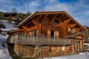 Location gîte, chambres d'hotes Chalet Coelacanthe dans le département Haute Savoie 74