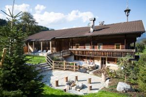 Bergchalet Rauchenhof - Hotel - Reith im Alpbachtal