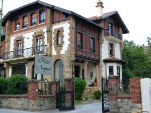 Hotel Neguri - Getxo