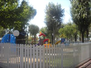 Happy Camp Mobile Homes in Camping Laguna Village, Kempingy  Caorle - big - 5