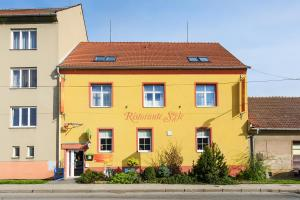 Penzion Sole, Guest houses  Bučovice - big - 20