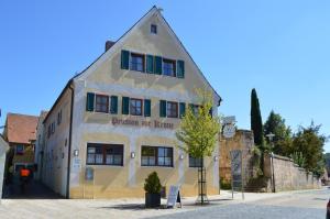 Hotel Garni Pension Zur Krone - Allersberg
