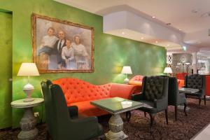 Hotel St.Gotthard, Hotely  Curych - big - 46