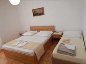 Apartments Kapetan Jure, Apartmány  Brela - big - 26