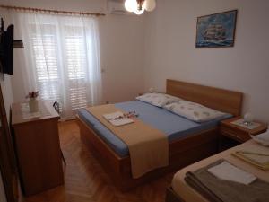 Apartments Kapetan Jure, Apartmány  Brela - big - 23