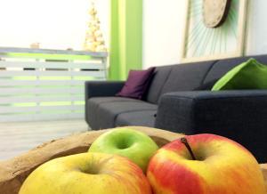 3 Äpfel Design Apartments - Hinsel