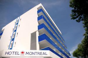 Hotel Montreal, Отели  Бибионе - big - 65