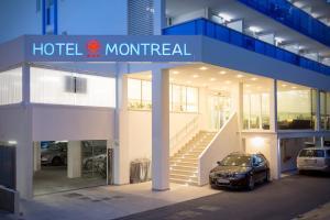 Hotel Montreal, Отели  Бибионе - big - 46