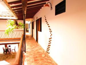 Hotel Villa Del Socorro, Szállodák  Socorro - big - 21