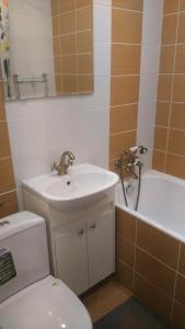 Apartment Vishnevskogo 2, Ferienwohnungen  Kaluga - big - 21