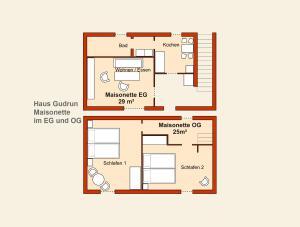 Ferienwohnungen Stranddistel, Apartmány  Zinnowitz - big - 20