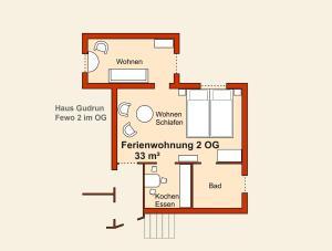 Ferienwohnungen Stranddistel, Apartmány  Zinnowitz - big - 210