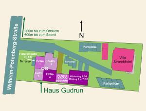 Ferienwohnungen Stranddistel, Apartmány  Zinnowitz - big - 15