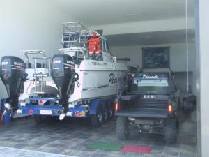 Jesser Point Boat Lodge