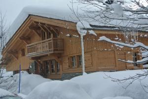 Chalet Mine de rien - Accommodation - Megève