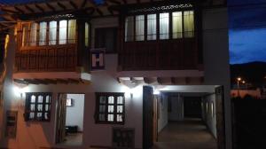 Apartahotel La Gran Familia, Residence  Villa de Leyva - big - 27