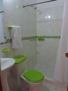 Apartahotel La Gran Familia, Residence  Villa de Leyva - big - 26