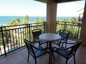 One-bedroom Oceanfront Villa at Rio Mar, Апартаменты  Рио-Гранде - big - 34