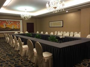 Jinan Xuefu Hotel, Отели  Цзинань - big - 22