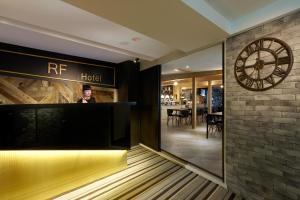 RF Hotel - Zhongxiao, Hotely  Tchaj-pej - big - 32