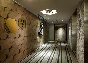 RF Hotel - Zhongxiao, Отели  Тайбэй - big - 41