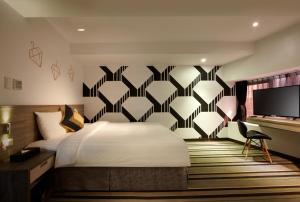 RF Hotel - Zhongxiao, Отели  Тайбэй - big - 28